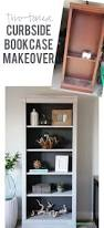 How To Paint A Bookcase White by Best 25 Bookcase Makeover Ideas On Pinterest Cheap Furniture