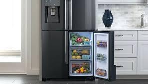 black friday refrigerator samsung 26 cu ft black french door refrigerator samsung black