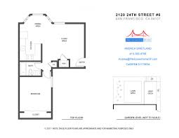 san francisco floor plans 2120 24th street 6 u2013 welcomehomesf