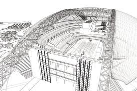 the stadium of tomorrow popular science