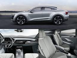 concept audi audi e tron sportback electric concept car will enter production
