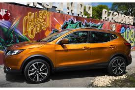 orange nissan rogue first drive 2017 nissan rogue sport