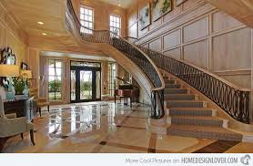 Grand Stairs Design Stunning Grand Stairs Design For House Renovation Inspiration With