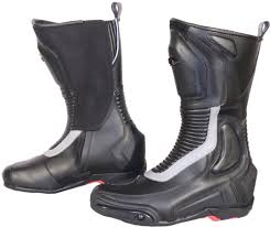 mens moto boots spyke road runner wp black boots spyke road runner wp leather boots