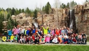4th grade visits the tulip festival at thanksgiving point east