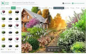 Landscape Design Online by Gardenpuzzle Online Garden Design App