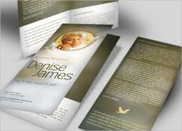 Samples Of Funeral Programs Top 5 Layouts Of Funeral Program Templates Word Templates Excel