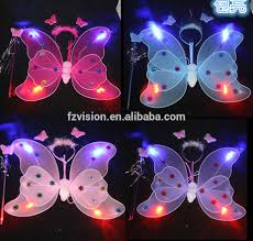 Pink Butterfly Fairy Lights by Wholesale Sequin Led Butterfly Fairy Wings Tutu Set Halloween