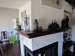 fireplace mantel shelf plans google search fireplace