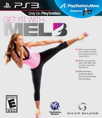 Pc M El Get Fit With Mel B Playstation 3 Ign