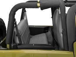 jeep wrangler speaker tuffy wrangler speaker storage lockbox set black 047 01 97 06