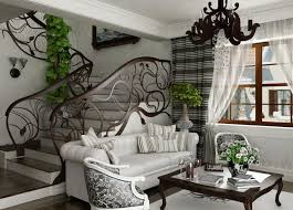 art nouveau interior design with its style decor and colors