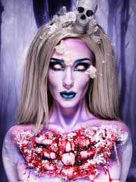 Scary Zombie Halloween Makeup by 15 Scariest Halloween Zombie Makeup Tutorials For You To Try