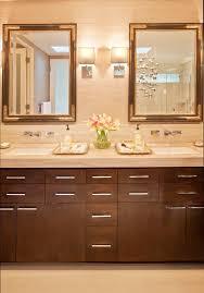 bathroom hardware ideas looking espresso cabinets mode los angeles contemporary bathroom