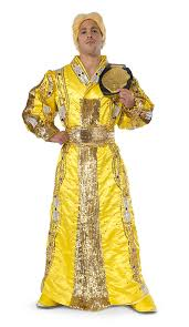 amazon com rubie u0027s costume co men u0027s wwe ric flair grand heritage