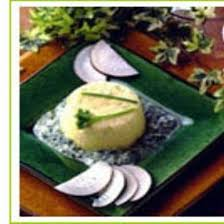 cuisiner du radis noir recette flan de radis noir sauce persil
