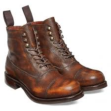 womens boots day delivery uk cheaney constance r aviator boot made in