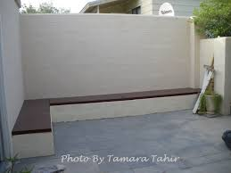Concrete Block Garden Wall by Of Concrete Blocks Raised Beds Planters Tables And Benches Oh