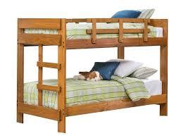 Slumberland Tanglewood Collection Honey TWTW Bunk Bed - Furniture row bunk beds
