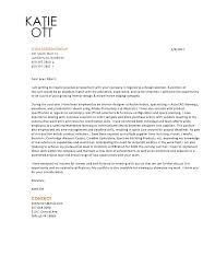 presentation letter ott cover letter resume