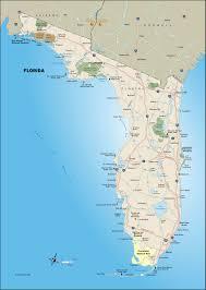 map of gulf coast florida map of florida gulf coast within florida gulf coast map florida