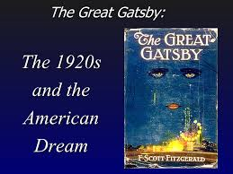 themes of wealth in the great gatsby the 1920s and the american dream the great gatsby ppt video