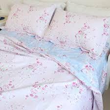 Queen Duvet Cover Sets Rose Bedding