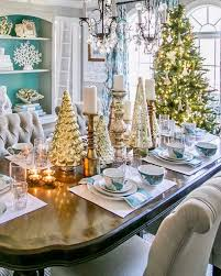 christmas dining table centerpiece opulent christmas decor for