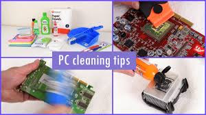 household products how i clean old computer parts with household products youtube