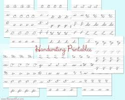 207 best handwriting images on pinterest cursive handwriting