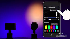 Intellibrite Landscape Lights Wac Landscape Lighting Color Changing Fixtures Ilumenight App