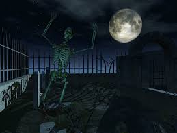 only 25 00 photography backdrops moon skeleton graveyard