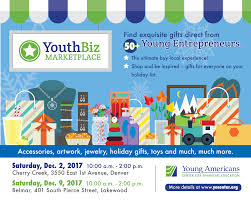 youthbiz marketplace young americans center denver co