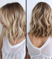 21 fantastic easy shoulder length hairstyles crazyforus