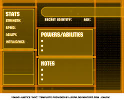 oc and fc text profile template by meibatsu on deviantart