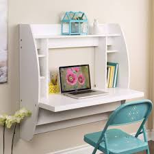 small floating desk small space solutions the wall mounted desk