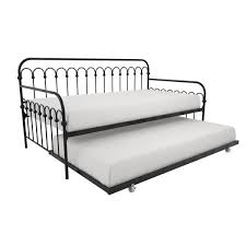 novogratz bright pop metal daybed and trundle free shipping