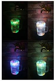 Water Faucet Night Light Magic Impending Faucet Light Creative Flowing Water Luminous Led