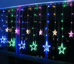 indoor christmas window lights indoor christmas window lights buy led garland decoration outdoor