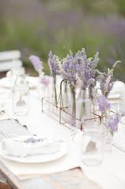 d corations mariage lavande officinale 55 décorations de table mariage réussies