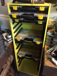 nissan sentra bubble shape spares cabinet for small parts storage cases the garage journal board