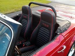 Tr6 Interior Installation Miata Seats