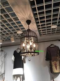 birdcage pendant light kitchen vintage pendant light birdcage home