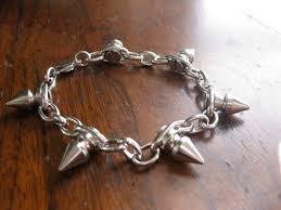 diy metal bracelet images Cone stud spike bracelet how to make a spike bracelet jewelry jpg