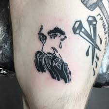 sad nietzsche for bookings email sarahlou st tattoo studio