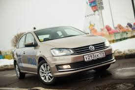 volkswagen polo sedan 2015 тест драйв volkswagen polo sedan 1 6 mt первый шаг к пассату