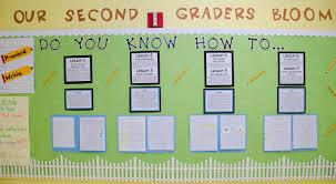 showcasing student success 2nd grade writing bulletin board