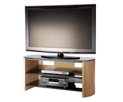 light wood tv stand alphason finewoods fw1100 light oak tv stand alphason