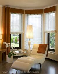 Window Bay Curtains Bay Window Treatment Ideas The Simplest Way To Maintain Your