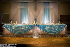 one of our favorites a pipe and drape backdrop with uplighting
